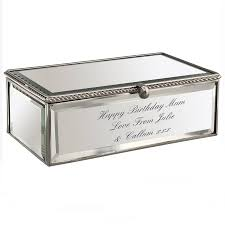 personalised jewellery box by the contemporary home