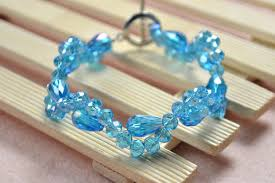 simple beads bracelet images Simple beaded bracelet patterns how to make a crystal beaded jpg
