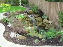attractive patio fish pond ideas outdoor and patio small backyard