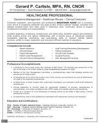 Education Section Of Resume Example Careerperfect Healthcare Nursing Sample Resume Nurse Resume