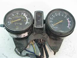 1981 1982 1981 yamaha xs400 xs850 gauge assembly speedometer tac