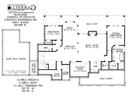 floor plan office u shaped house plans with pool home innovation courtyard