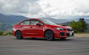 subaru wrx red 2018 subaru wrx sedan price engine full technical