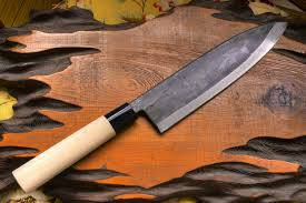 Forged Kitchen Knives by Deba Knives Standard