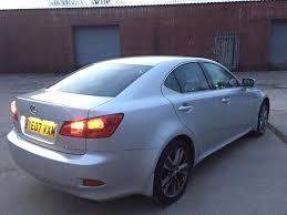 lexus is220d vs bmw 320d lexus is 220d 2 2 sport diesel hpi clear parking sensors