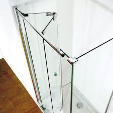 Shower Folding Doors Kudos Infinite 760mm Centre Folding Shower Door 4bf76s