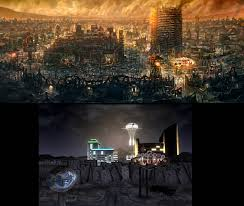 Fallout New Vegas Map With All Locations by Ever Feel Like Fallout 3 And New Vegas Are Unfinished Neogaf