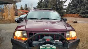 jeep wj roof lights cowj 2002 grand cherokee build expedition colorado forums