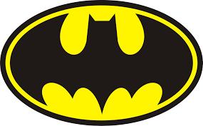 batman logo template clip art library