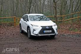 lexus rx450h sport 2017 lexus rx 450h f sport review photos cars uk
