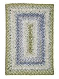 Braided Doormat Cottage Rugs Explore By Color U0026 Style Cottage Home