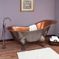 bathroom clawfoot bathtubs sears with large windows and white