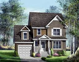 Small Two Story House Narrow Two Story Home Plans All Pictures Top