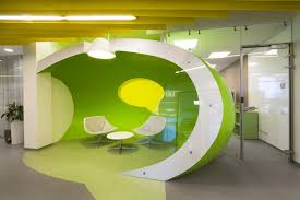 S S Office Interiors Good Office Design Yandex Business Interiors Apple Slice Meeting