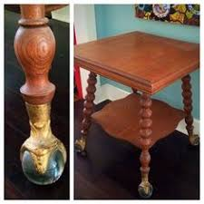 claw foot table with glass balls in the claw antique wood glass ball brass claw foot l table wood glass