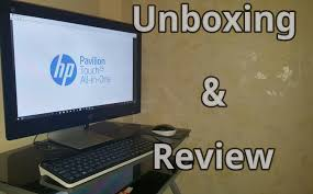 all in one computer deals black friday the new hp pavilion all in one review youtube