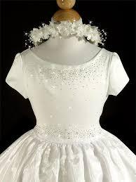 Flower Girls Dresses For Less - 106 best first communion dresses images on pinterest girls