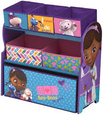 Doc Mcstuffin Room Decor Bedroom Very Attractive Toy Organizer With Bins For Playing Kids