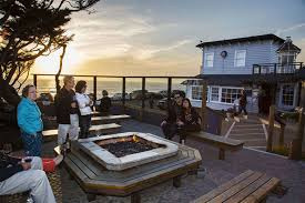California Fire Pit by California Road Trip To Seafood Sea Life And Castles The