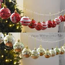 aliexpress com buy keythemelife 24pcs lot 6cm painted christmas