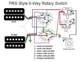 prs 6 tones jpg 468 364 guitar mod ideas pinterest