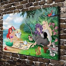 high quality mermaid canvas prints and paintings buy cheap mermaid
