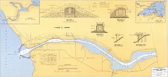 Upper Michigan Map by Detroit District U003e Missions U003e Operations U003e Keweenaw Waterway Mi