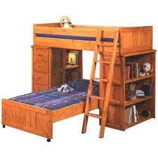 bunkhouse desk end chest end loft bed 4740 lofta s afw