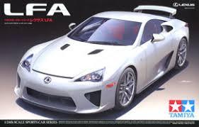 lexus lfa model car lexus lfa model car hobbysearch model car kit store