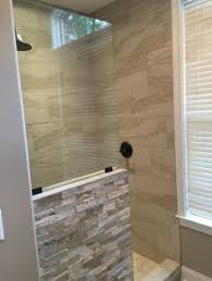small walk in showers ideas google search bathroom decor