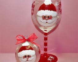 ornaments wine glass paint wonderfully made4you