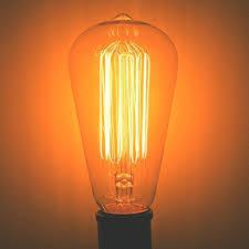 antique light bulb fixtures 60 watt vintage antique light bulb s21 edison style hand wound