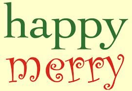 number three happy vs merry