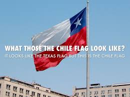 Cile Flag Chile By Libni Cervantes