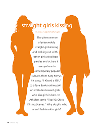 girls kiss girls in bed straight girls kissing pdf download available