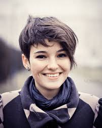 very short edgy haircuts for women with round faces cute short edgy haircuts for beautiful girls fashion trends