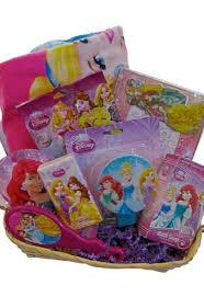 filled easter baskets for kids disney princess easter basket idea for children kids pre