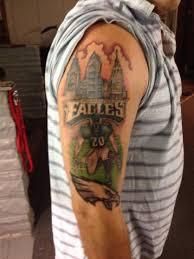 23 best philadelphia eagles tattoos images on pinterest