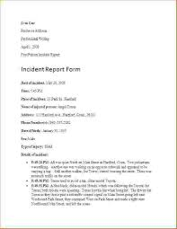 how to write a incident report stjoe10 gif pay stub template
