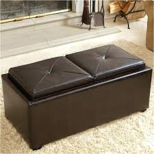 Storage Ottoman Canada Oval Ottoman With Storage Furniture Best Oval Ottoman For Living