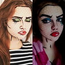 Pop Art Halloween Costume Pop Art Inspired Https Www Makeupbee Php Id U003d84145