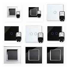 remote control on off light switch retrotouch glass touch remote control on off dimmer led light