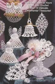 ornaments crochet patterns my makes