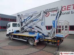used cela nissan atleon w cela tpl270 boom lift 2700cm jib truck