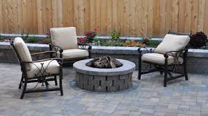 Fire Pits Denver by Highlands Landscaping Outdoor Fire Pits