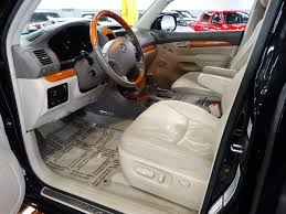 lexus gx470 rear entertainment system 2004 lexus gx 470 for sale in addison il stock n041215a