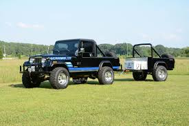scrambler jeep for sale 82 cj8 towing a cj8 trailer southern cj jeep sales trade