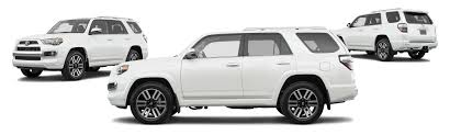 2017 toyota 4runner limited 2017 toyota 4runner 4x2 limited 4dr suv research groovecar