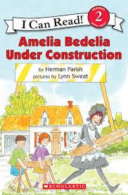 amelia bedelia construction by herman parish scholastic