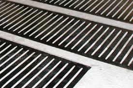 voltage underfloor heating mats